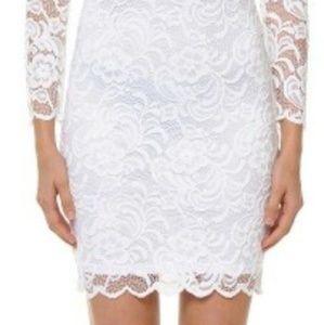 Ambiance Dresses - Ambiance Apparel Lace Dress